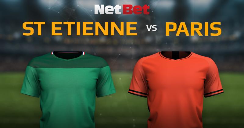AS Saint Etienne VS Paris Saint-Germain