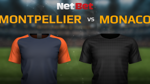 Montpellier Hérault Sport Club VS AS Monaco