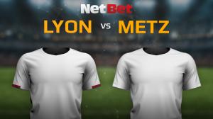 Olympique Lyonnais VS FC Metz