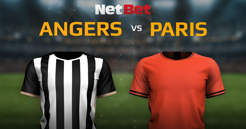 SCO Angers VS Paris Saint-Germain