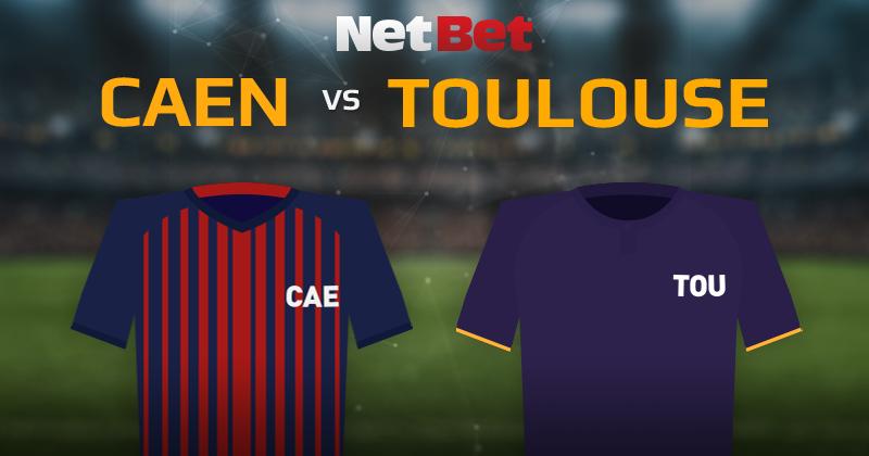 Stade Malherbe de Caen VS Toulouse FC
