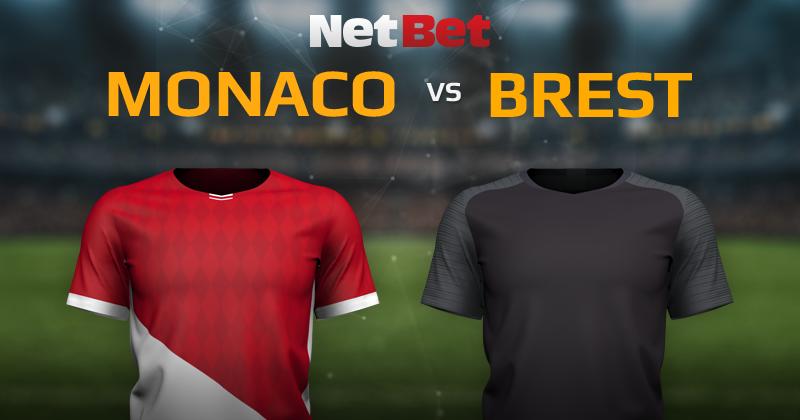 AS Monaco VS Stade Brestois 29
