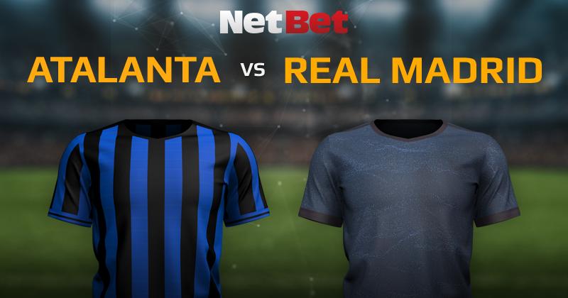 Atalanta Bergame VS Real Madrid