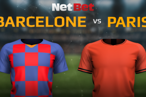 FC Barcelone VS Paris Saint-Germain