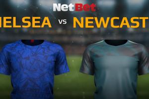 FC Chelsea VS Newcastle