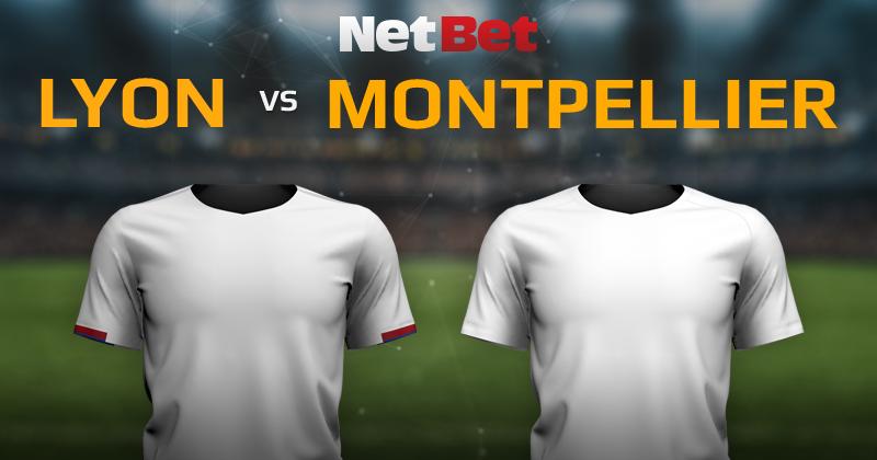 Olympique Lyonnais VS Montpellier Hérault Sport Club