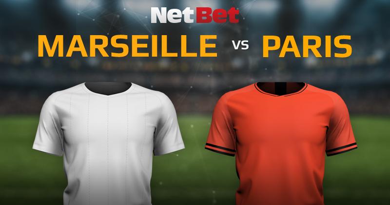Olympique de Marseille VS Paris Saint-Germain