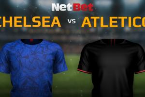 FC Chelsea VS Atlético Madrid