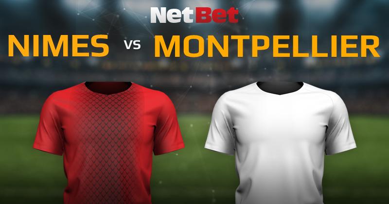 Nîmes Olympique VS Montpellier Hérault Sport Club