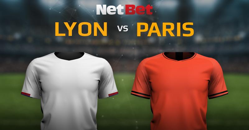 Olympique Lyonnais VS Paris Saint-Germain