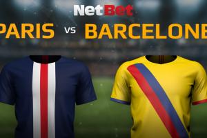 Paris Saint-Germain VS FC Barcelone