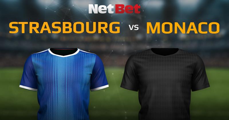 RC Strasbourg VS AS Monaco