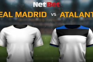 Real Madrid VS Atalanta Bergame