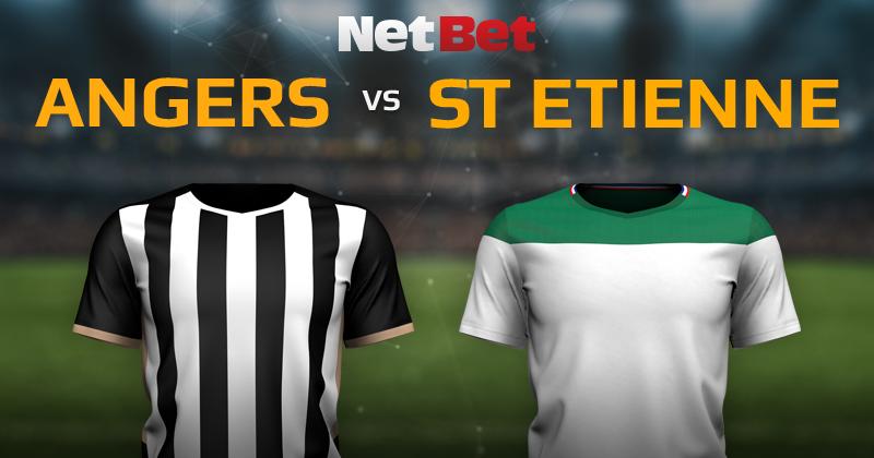 SCO Angers VS AS Saint Etienne