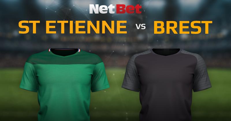 AS Saint Etienne VS Stade Brestois 29