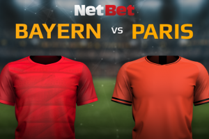 Bayern Munich VS Paris Saint-Germain