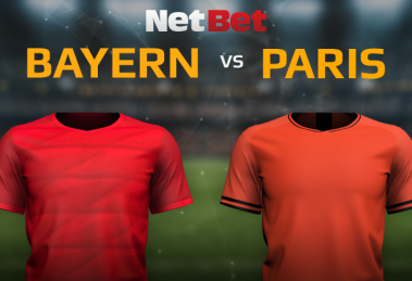 Bayern Munich VS Paris Saint-Germain