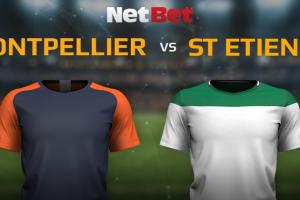 Montpellier Hérault Sport Club VS AS Saint Etienne