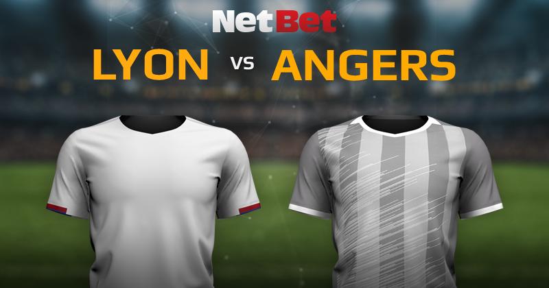 Olympique Lyonnais VS SCO Angers