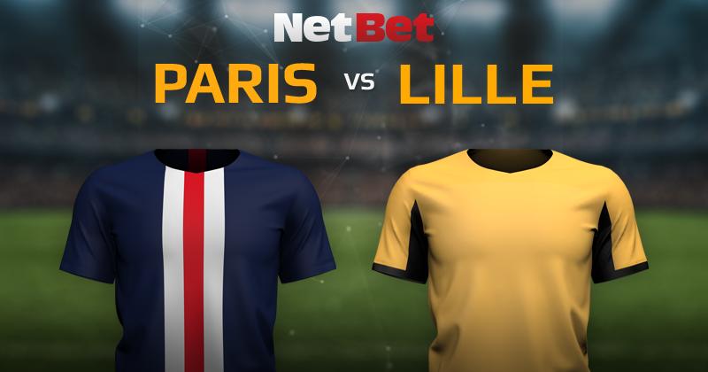 Paris Saint-Germain VS LOSC