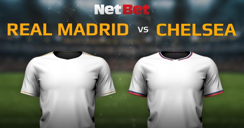 Real Madrid VS FC Chelsea