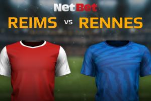 Stade de Reims VS Stade Rennais