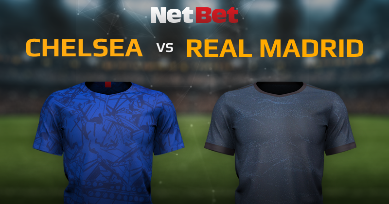 FC Chelsea VS Real Madrid