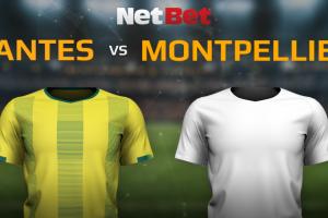 FC Nantes VS Montpellier Hérault Sport Club