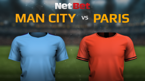 Manchester City VS Paris Saint-Germain
