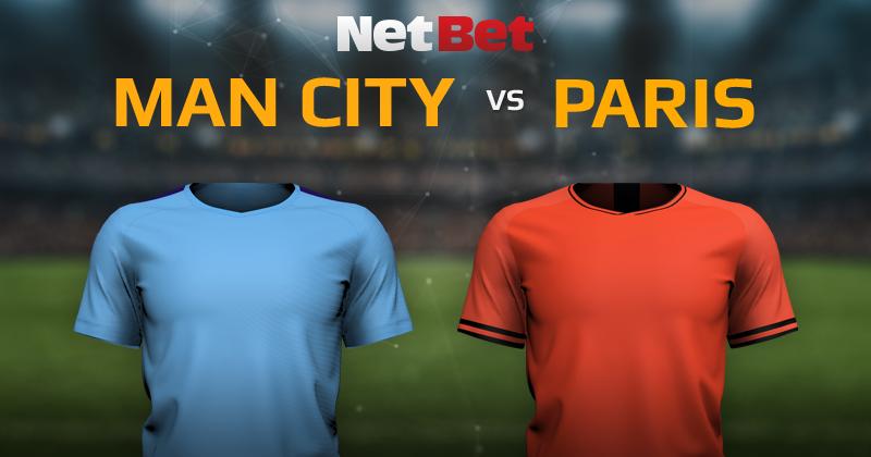 Manchester City VS Paris Saint-Germain