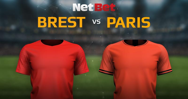 Stade Brestois 29 VS Paris Saint-Germain