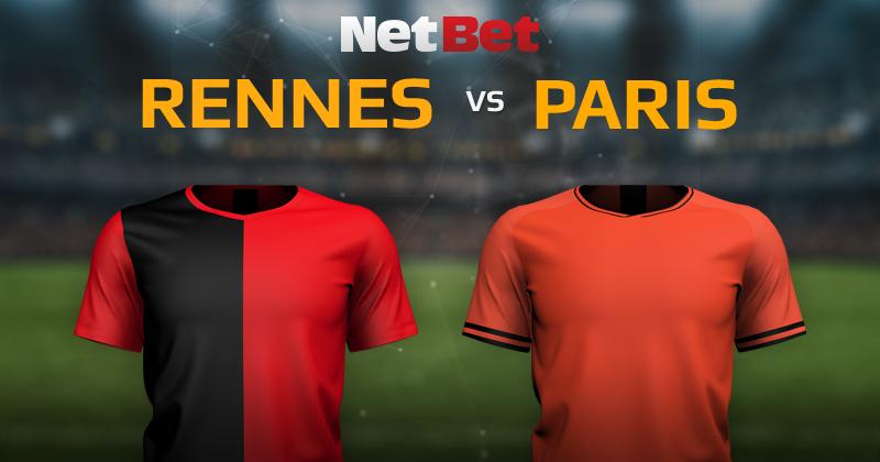Stade Rennais VS Paris Saint-Germain