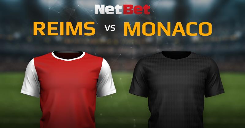 Stade de Reims VS AS Monaco