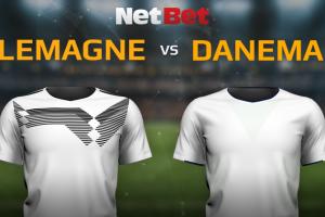 Allemagne VS Danemark