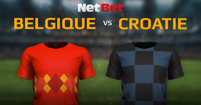 Belgique VS Croatie