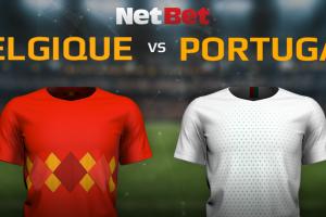 Belgique VS Portugal