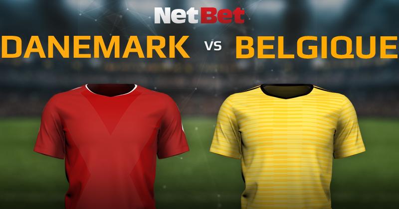 Danemark VS Belgique