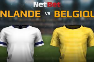 Finlande VS Belgique