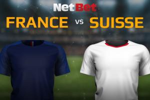 France VS Suisse