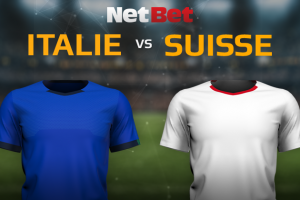 Italie VS Suisse