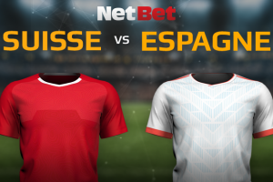 Suisse VS Espagne