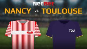 AS Nancy Lorraine VS Toulouse FC