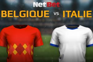 Belgique VS Italie