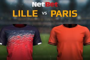 LOSC VS Paris Saint-Germain