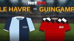 Le Havre Athletic Club VS En Avant Guingamp