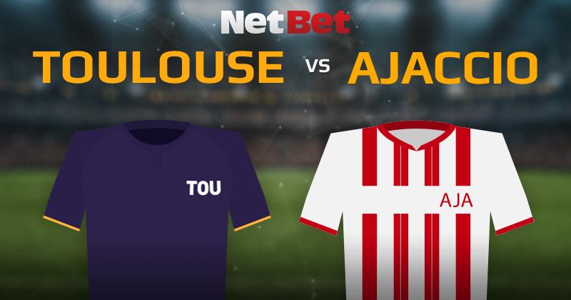 Toulouse FC VS AC Ajaccio