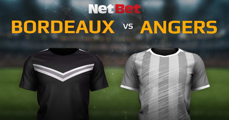 Girondins de Bordeaux VS SCO Angers