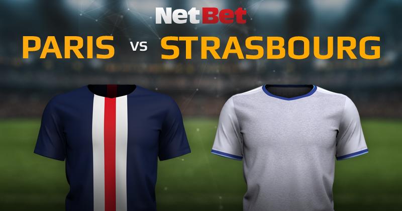 Paris Saint-Germain VS RC Strasbourg
