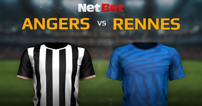 SCO Angers VS Stade Rennais