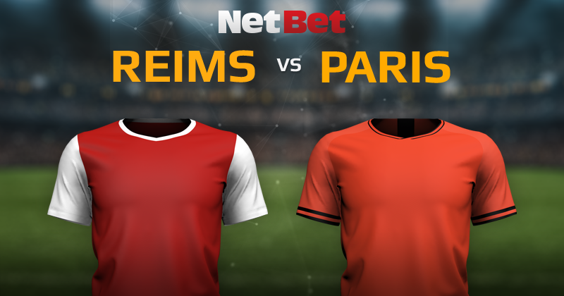 Stade de Reims VS Paris Saint-Germain